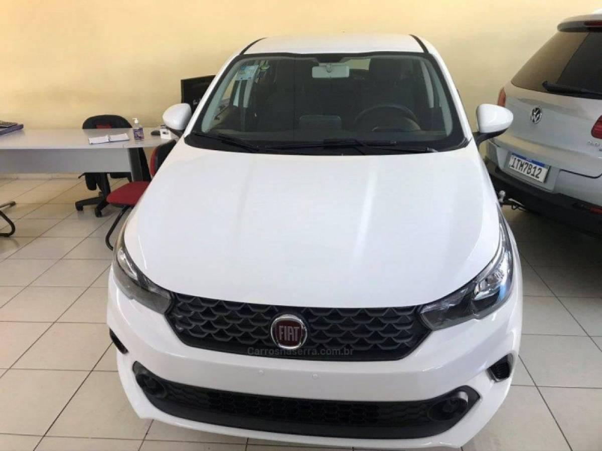Fiat - Argo - 2020  2020 - Branco - Sob Consulta